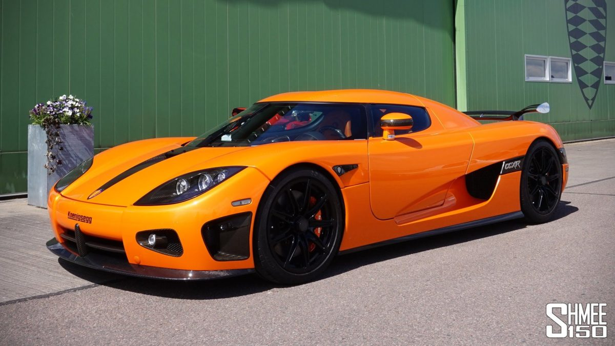 Koenigsegg CCXR Test Drive during GoBall [Shmee's Adventures] – YouTube