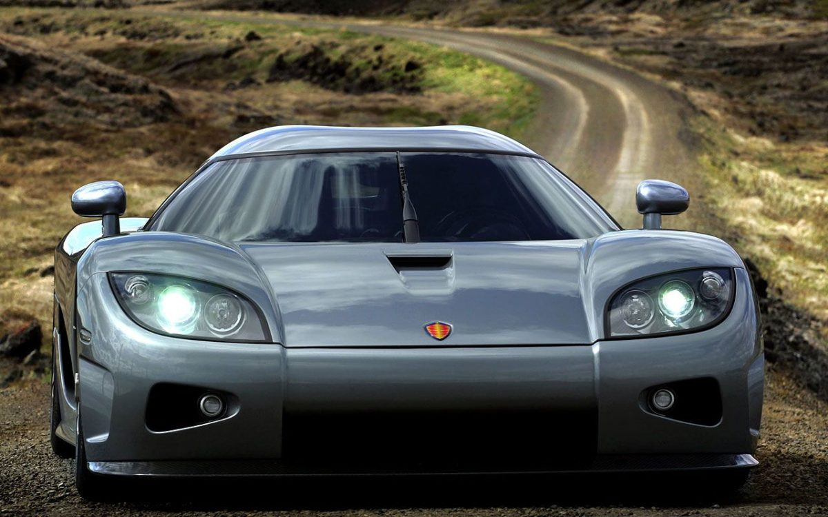 Most Expensive Modern Cars in The World – Koenigsegg CCX Pictures
