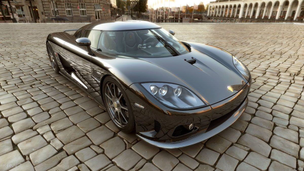 koenigsegg ccr super sports car on a pavement wallpaper   HD …
