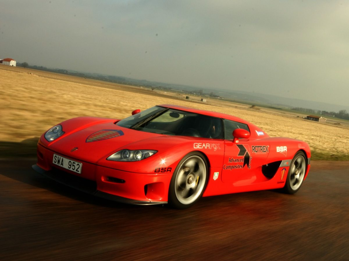 2005 Koenigsegg CCR – Front And Side Drive – 1920×1440 – Wallpaper