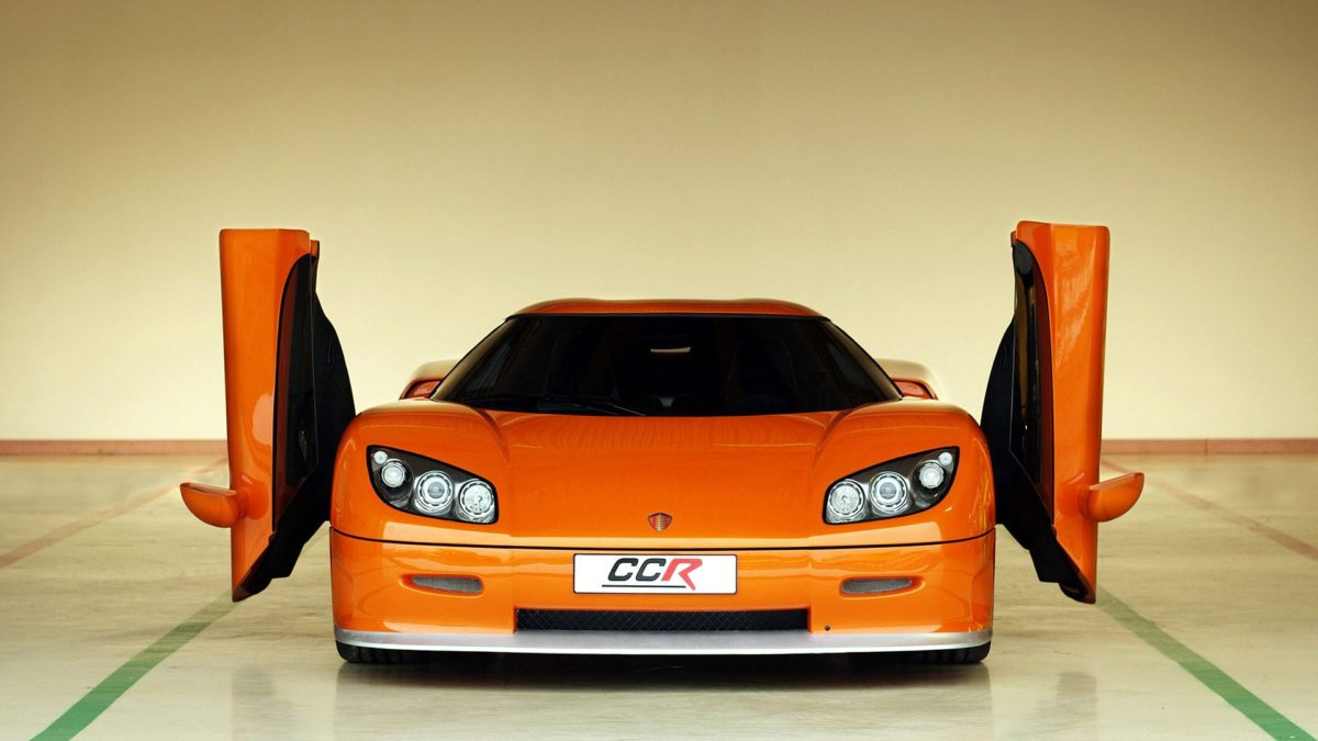 2004 Koenigsegg CCR Wallpapers & HD Images – WSupercars