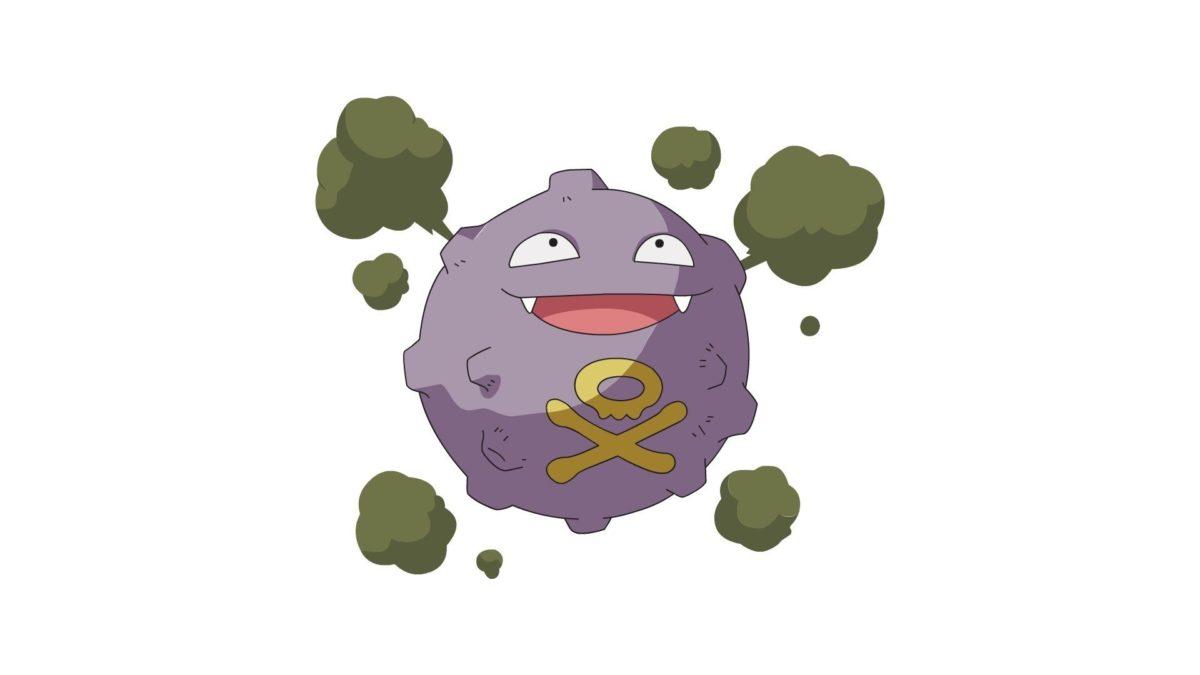 Pokemon Koffing 674753 – WallDevil