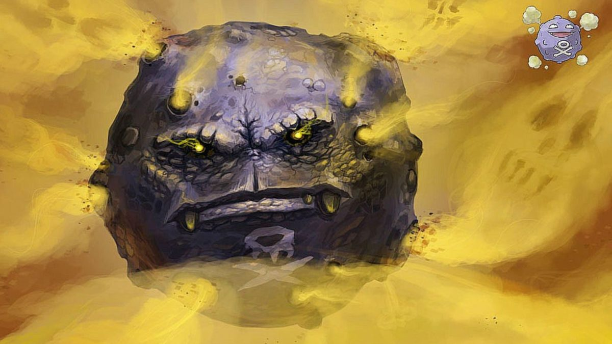 Realistic Koffing Full HD Wallpaper and Background Image …