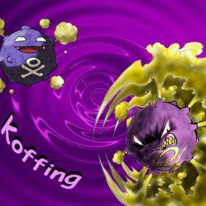 download Koffing Wallpaper by Speariver on DeviantArt