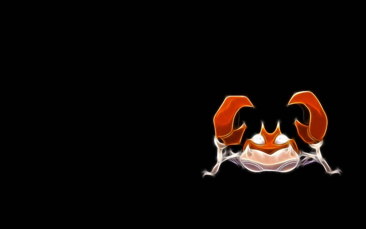 Krabby Pokemon – WallDevil