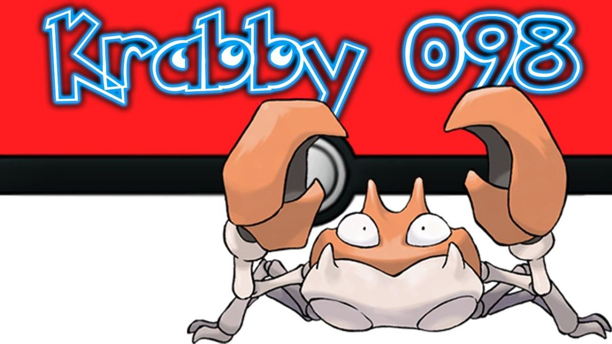 Pokemon GO Krabby HQ Wallpapers | Full HD Pictures