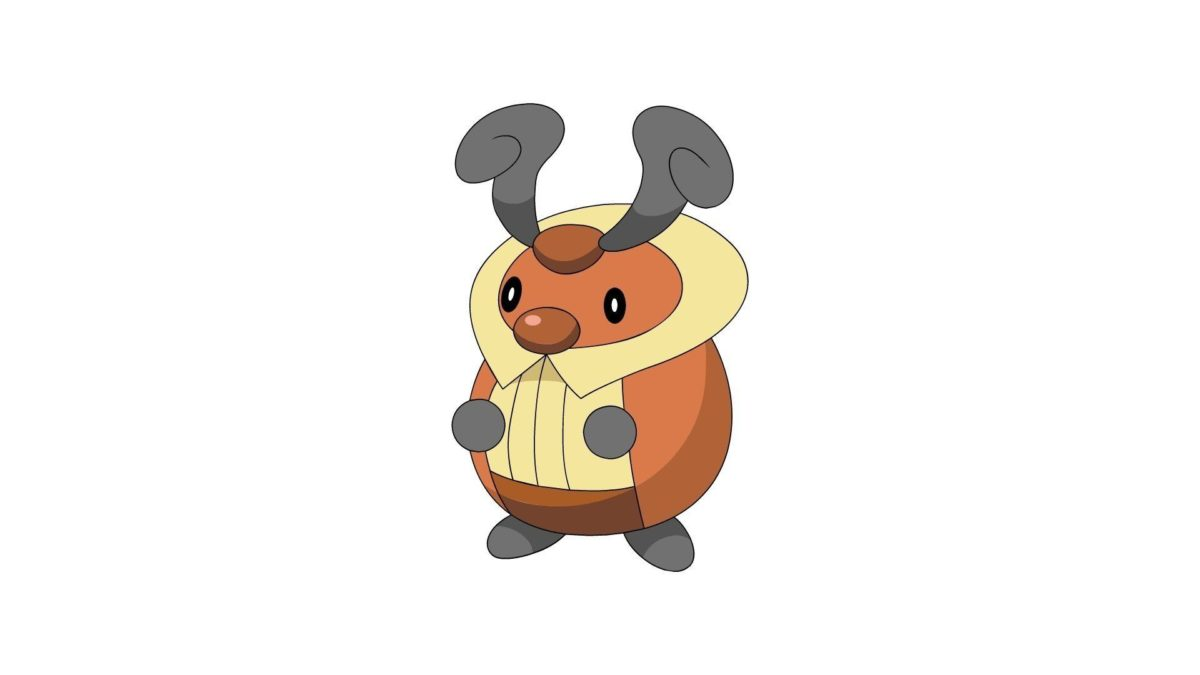 Pokemon Kricketot – WallDevil