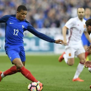 download Kylian Mbappe to be included in France U20 squad | Goal.com