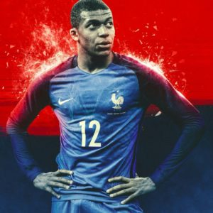 download Kylian Mbappé France | Affiche de football | Pinterest | France …