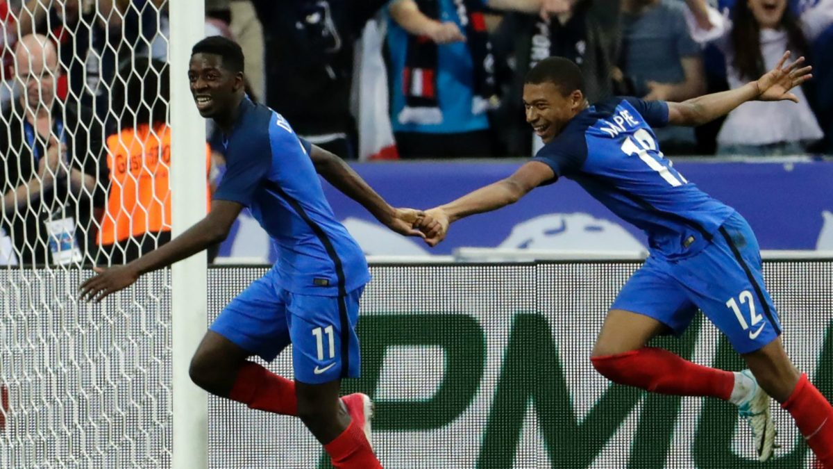 Why Ligue 1 succeeds with youngsters where the Premier League fails …