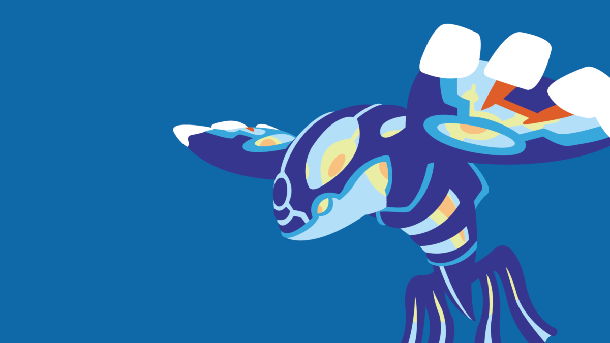 Primal Kyogre Wallpaper Full HD Wallpaper and Background Image …
