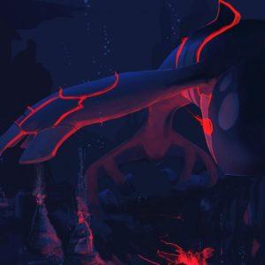 download Pokemon lava artwork underwater kyogre wallpaper | (77448)