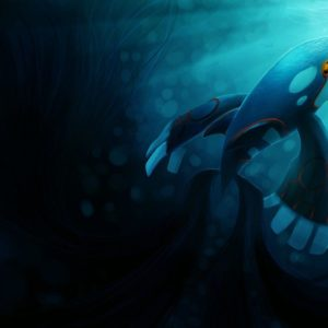 download 28 Kyogre (Pokémon) HD Wallpapers | Background Images – Wallpaper Abyss