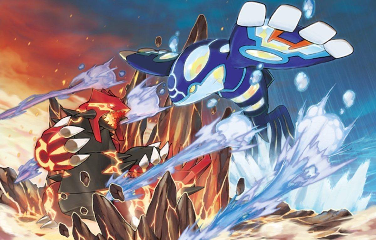 Download Pokémon Omega Ruby and Alpha Sapphire Groudon (Pokémon …