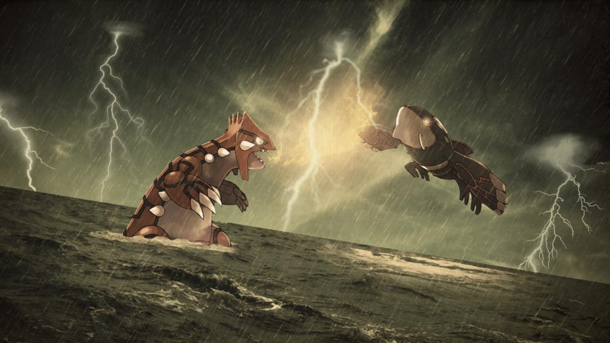 Download Pokemon Kyogre Wallpaper(30+) – Free Desktop Backgrounds …