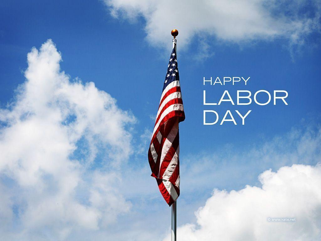 Labor Day Wallpapers, Labor Day Resources from Kate.