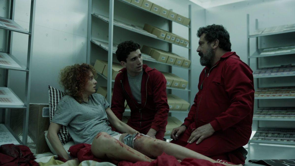 La casa de papel (Money Heist): Sezonul 1 – Episodul 5 Online HD