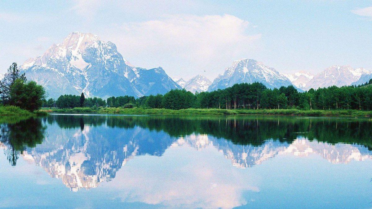 More Beautiful Lake HD Wallpaper | FLgrx Graphics