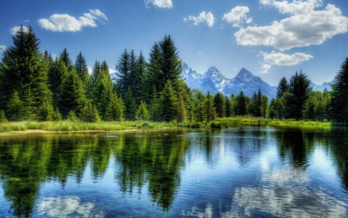 Mountain Lake Wallpapers HD