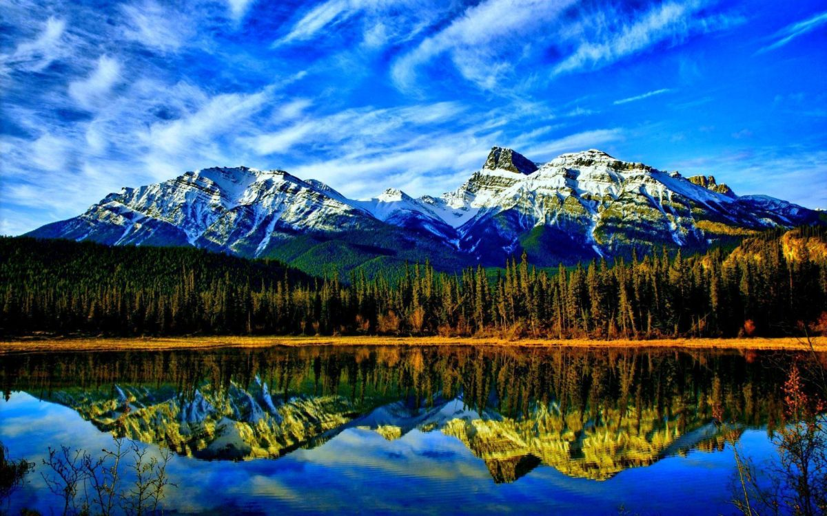HD Stunning Mountain Lake Wallpapers and Photos | HD Landscape …
