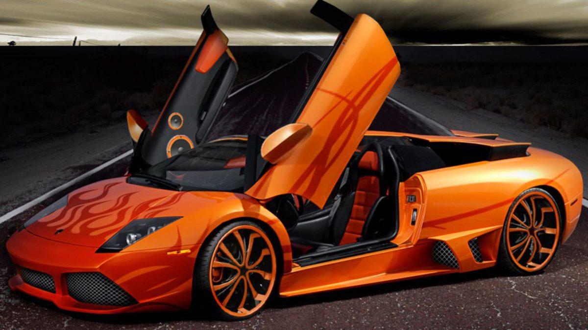 Orange Lamborghini Wallpapers – HD Wallpapers Inn