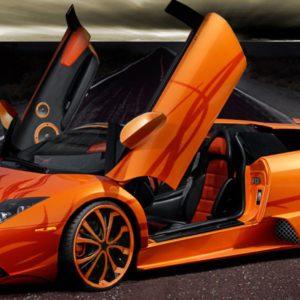 download Orange Lamborghini Wallpapers – HD Wallpapers Inn