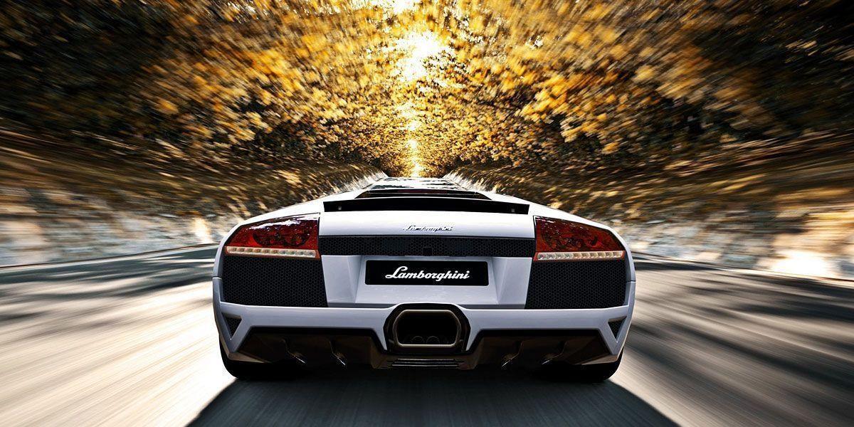 Forest Car Lamborghini Background Wallpapers Default resolution …