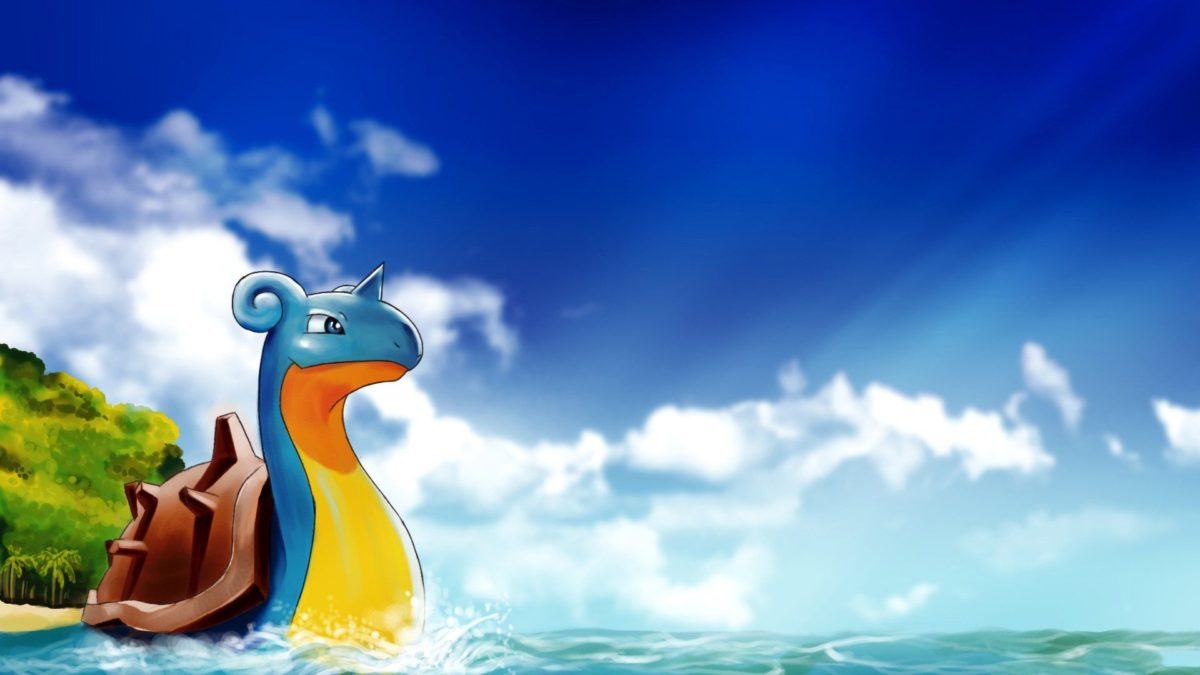 Lapras Full HD Wallpaper and Background Image | 1920×1080 | ID:641966