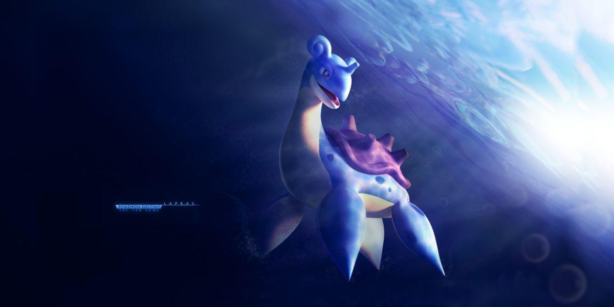 Lapras Artwork image – Pokémon Destiny – Indie DB