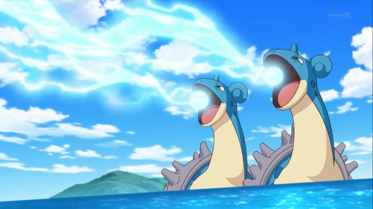 Image – Lapras Ice Beam.png | Pokémon Wiki | FANDOM powered by Wikia
