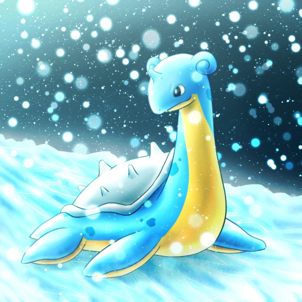 Lapras – Pokémon – Image #1417438 – Zerochan Anime Image Board