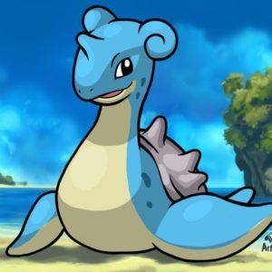 download Pokemon Art Academy Graduate Course 2: Lapras by PkGam on DeviantArt