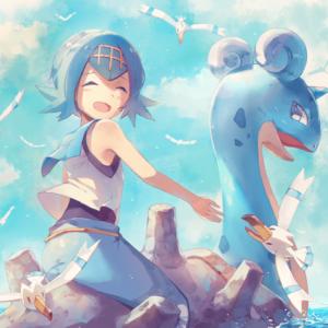 download 27 Lapras (Pokémon) HD Wallpapers   Background Images – Wallpaper …