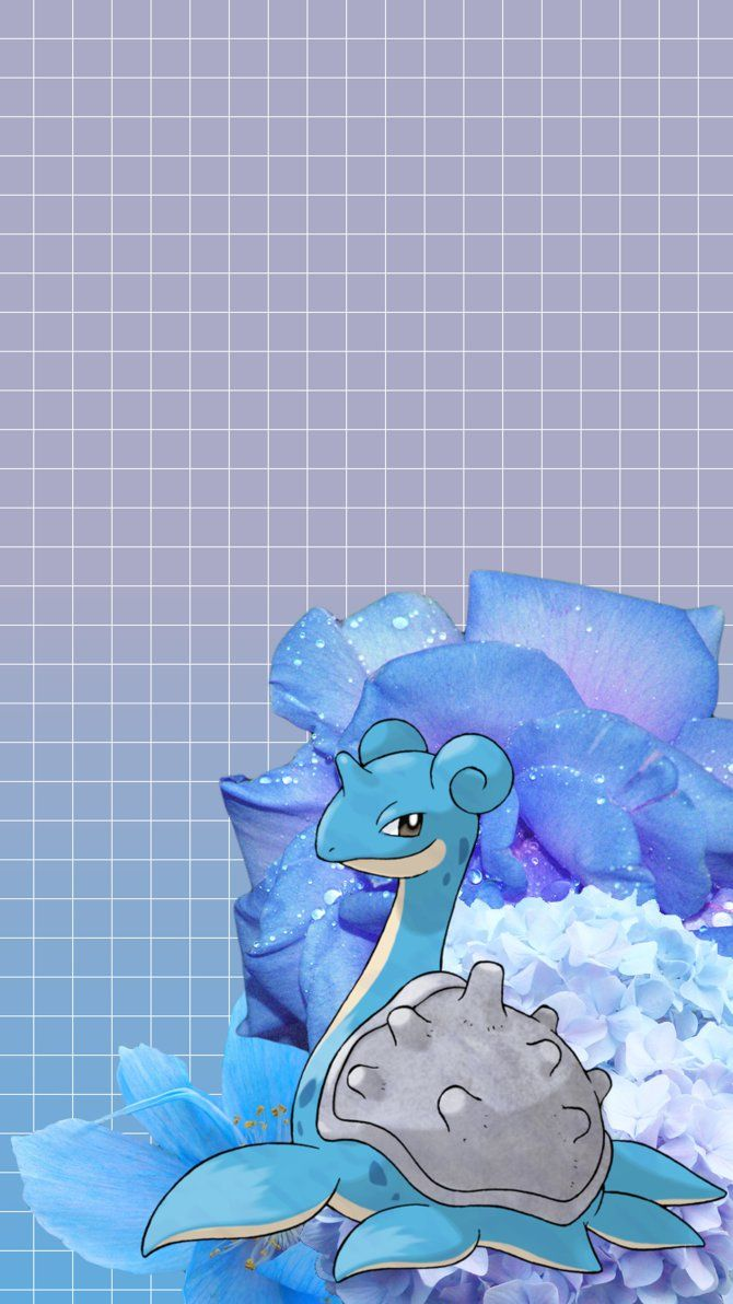 Lapras iPhone 6 Wallpaper by JollytheDitto on DeviantArt