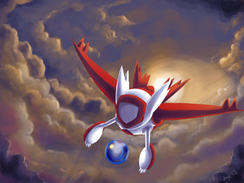 Thunder_Heroez's Spot! images Latias HD wallpaper and background …