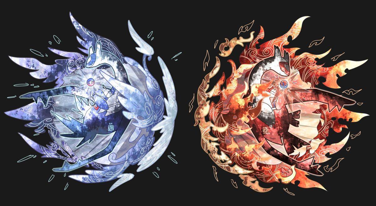 Pokemon Wallpaper Beautiful Eon Duo Latias and Latios Pokemon …