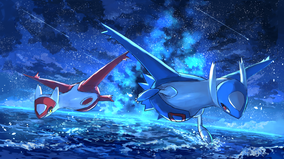 Pokémon by Review: #380 – #381: Latias & Latios