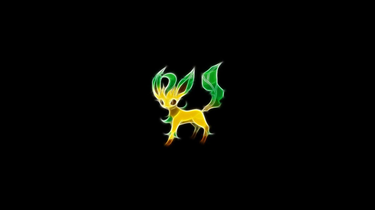 Wallpapers For > Leafeon Wallpaper
