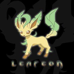 download Wallpapers For > Pokemon Leafeon Wallpaper