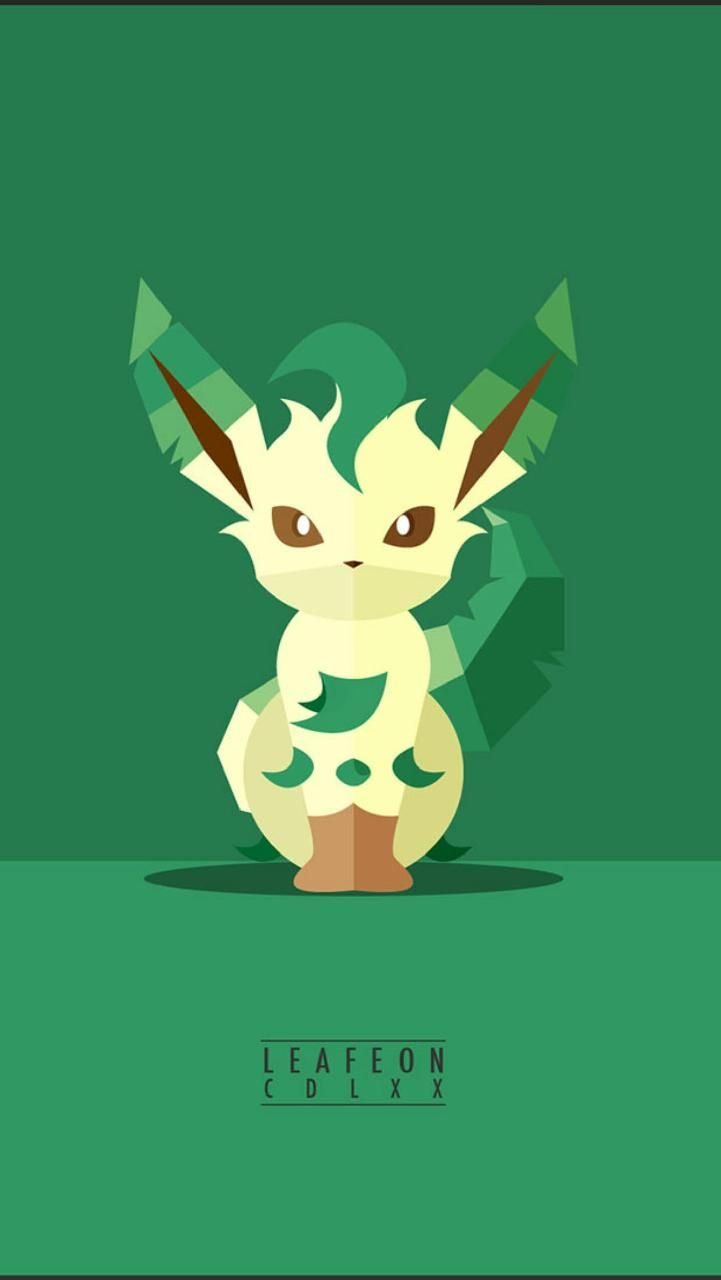 leafeon Wallpaper by umbreon18 – e2 – Free on ZEDGE™