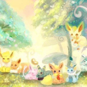 download eevee espeon flareon ginger ale (huwahuwaryuo) glaceon jolteon …