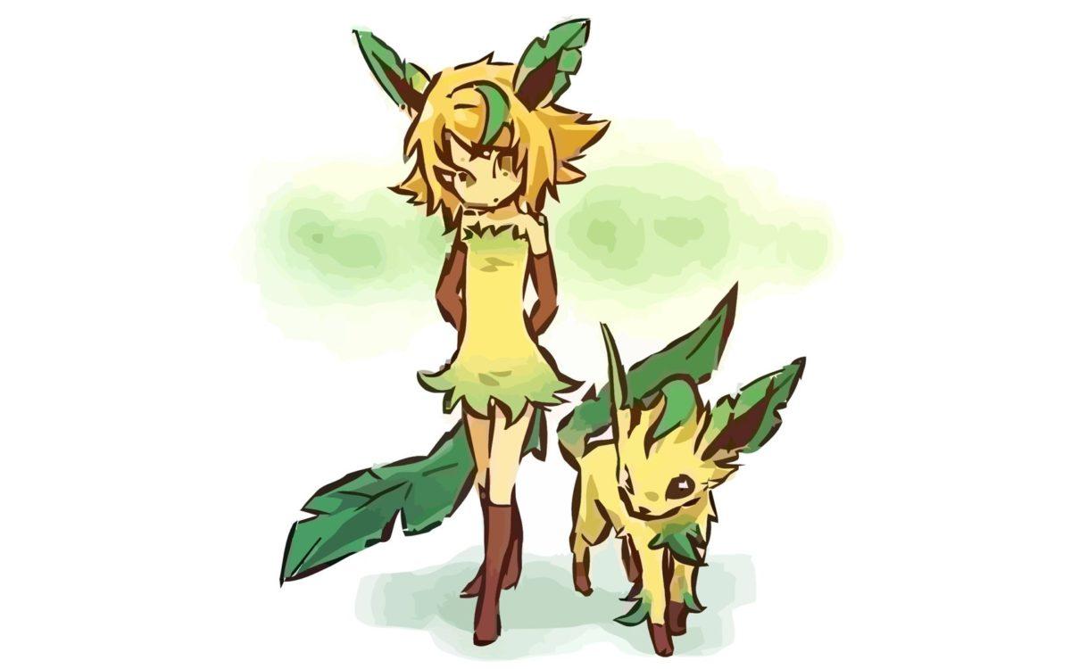 Leafeon – Pokémon – Zerochan Anime Image Board