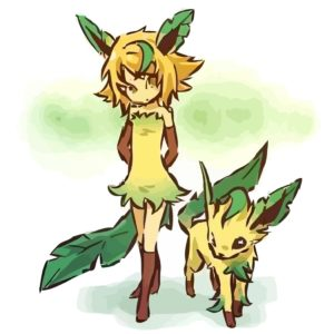 download Leafeon – Pokémon – Zerochan Anime Image Board