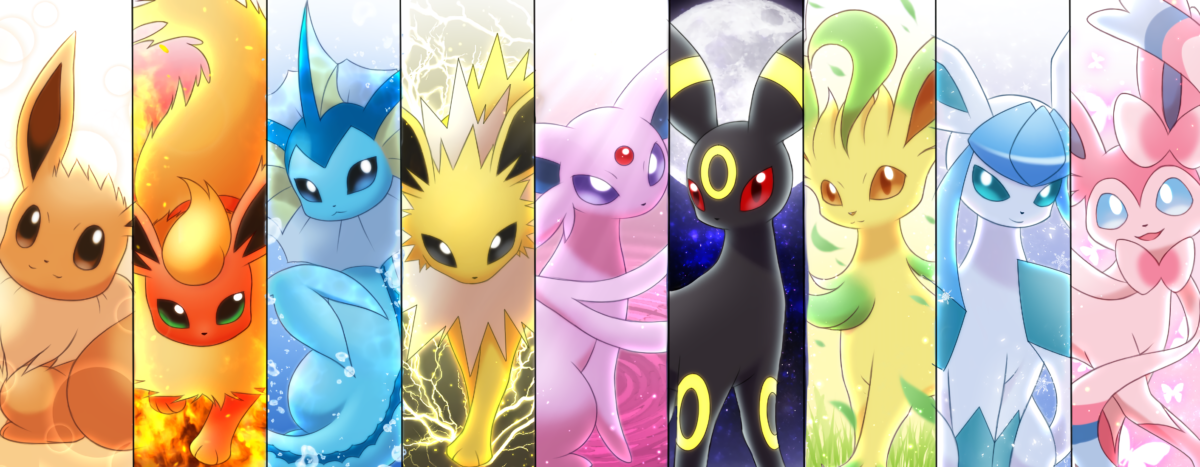 40 Eevee (Pokémon) HD Wallpapers | Background Images – Wallpaper Abyss
