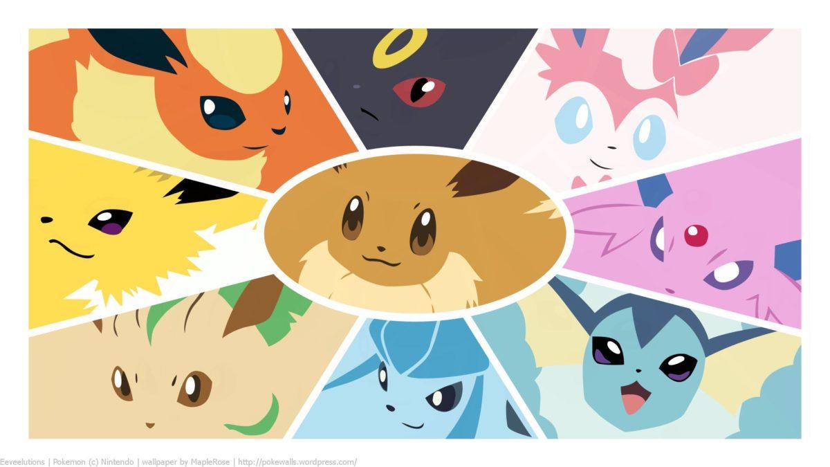 Cute Pokemon Wallpaper Eevee Eevee Seamless by 216th Jolteon Sylveon …