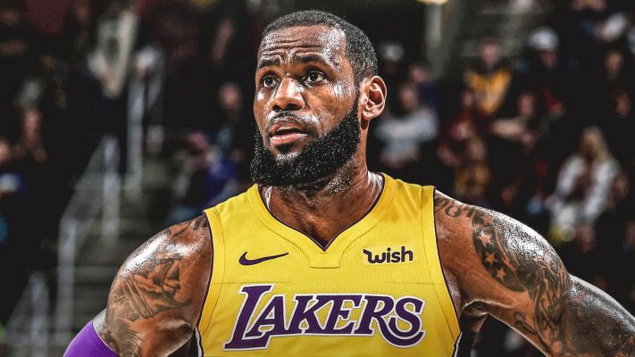 LeBron James Los Angeles Lakers – Report: Executives Around NBA Believe LeBron Has Already Decided to … – Lebron James Lakers Wallpapers