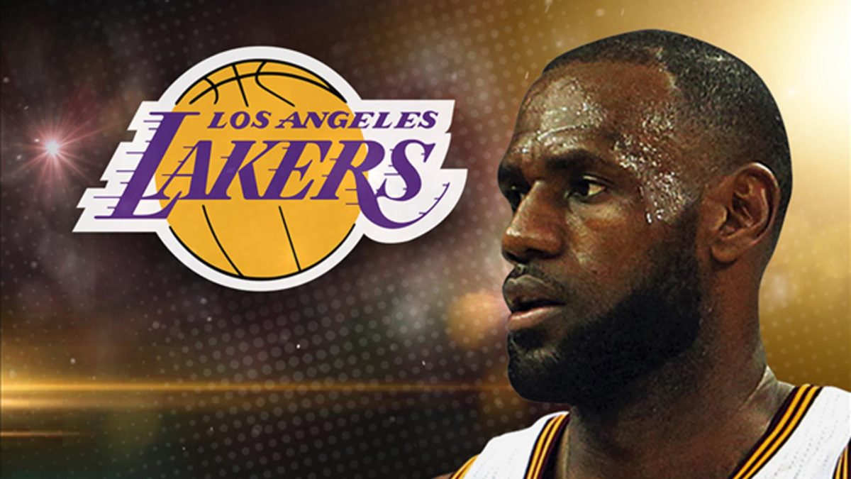 Lakers and James