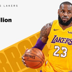 download LeBron James Signs 4-Year, $154 Million Deal with the Los Angeles Lakers