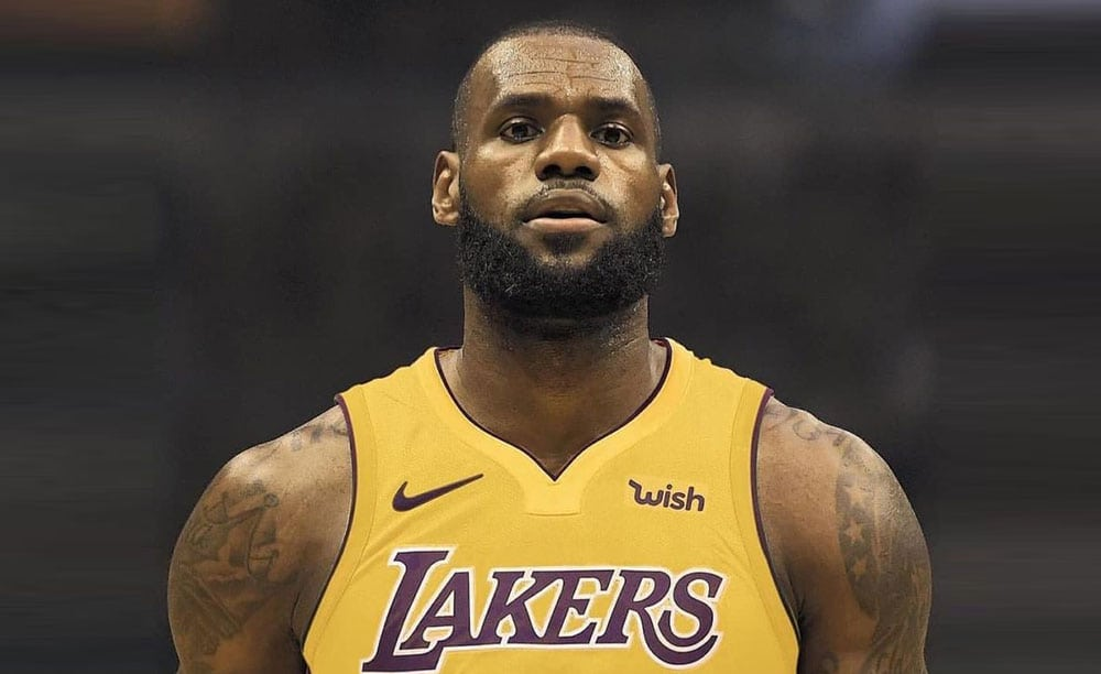 Lebron James Gets Paid More Per Minute Than You Do Per Month