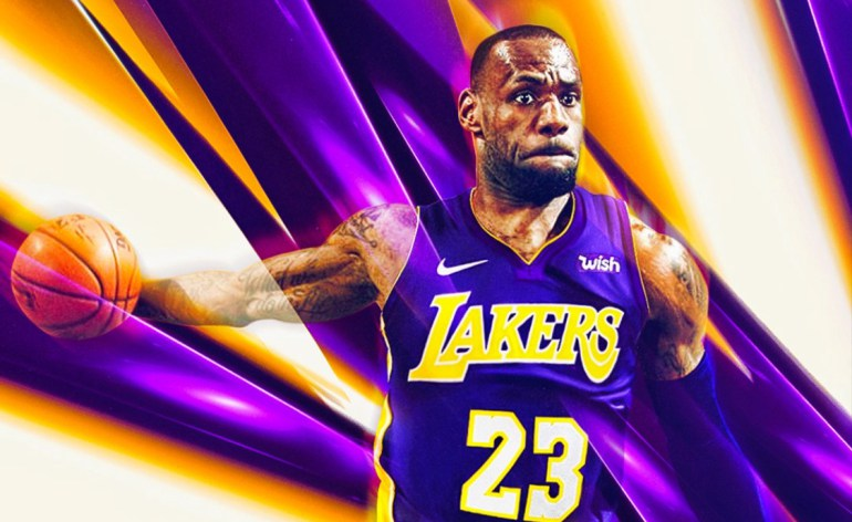 LeBron James Has Signed With The Los Angeles Lakers
